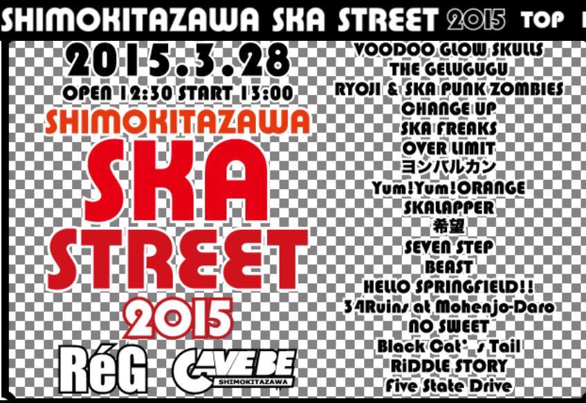 SKA STREET 2015